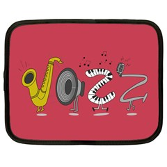 Jazz Netbook Case (large)