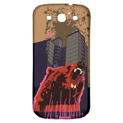 Urban Bear Samsung Galaxy S3 S Iii Classic Hardshell Back Case by Contest1738792