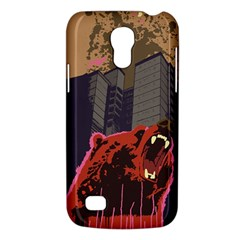 Urban Bear Samsung Galaxy S4 Mini Hardshell Case  by Contest1738792