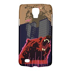 Urban Bear Samsung Galaxy S4 Active (i9295) Hardshell Case by Contest1738792