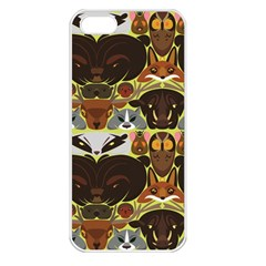 Leaders Of The Forest Apple Iphone 5 Seamless Case (white)