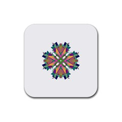 Modern Art Drink Coaster (square) by Siebenhuehner