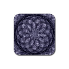 Spirograph Drink Coasters 4 Pack (square)
