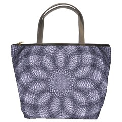 Spirograph Bucket Bag by Siebenhuehner
