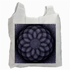 Spirograph Recycle Bag (one Side) by Siebenhuehner