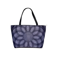 Spirograph Large Shoulder Bag by Siebenhuehner
