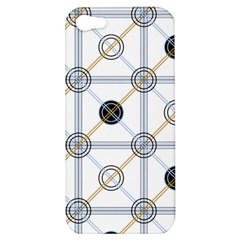 Circle Connection Apple Iphone 5 Hardshell Case by ContestDesigns