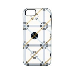 Circle Connection Apple Iphone 5 Classic Hardshell Case (pc+silicone) by ContestDesigns