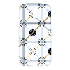 Circle Connection Samsung Galaxy S4 I9500/i9505 Hardshell Case by ContestDesigns