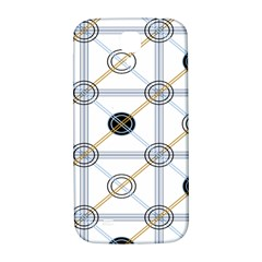Circle Connection Samsung Galaxy S4 I9500/i9505  Hardshell Back Case by ContestDesigns