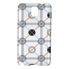 Circle Connection Samsung Galaxy Note 3 N9005 Hardshell Case by ContestDesigns