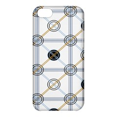 Circle Connection Apple Iphone 5c Hardshell Case by ContestDesigns