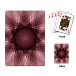Spirograph Playing Cards Single Design Back