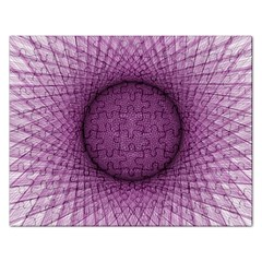 Spirograph Jigsaw Puzzle (rectangle) by Siebenhuehner