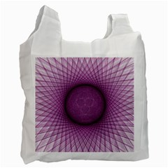 Spirograph Recycle Bag (two Sides) by Siebenhuehner