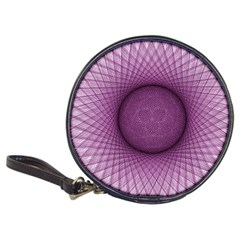 Spirograph Cd Wallet by Siebenhuehner