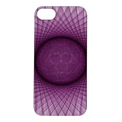 Spirograph Apple Iphone 5s Hardshell Case by Siebenhuehner