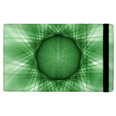 Spirograph Apple Ipad 3/4 Flip Case by Siebenhuehner