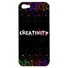 Creativity  Apple Iphone 5 Hardshell Case