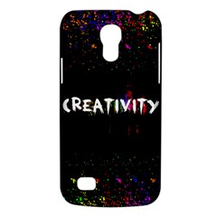 Creativity  Samsung Galaxy S4 Mini Hardshell Case  by TheTalkingDead