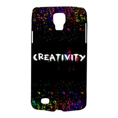 Creativity  Samsung Galaxy S4 Active (i9295) Hardshell Case by TheTalkingDead