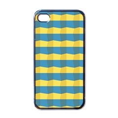 Beach Feel Apple Iphone 4 Case (black) by ContestDesigns