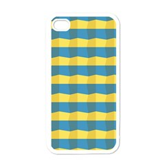Beach Feel Apple Iphone 4 Case (white) by ContestDesigns