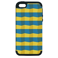 Beach Feel Apple Iphone 5 Hardshell Case (pc+silicone) by ContestDesigns