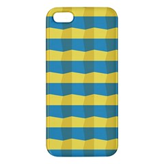 Beach Feel Iphone 5 Premium Hardshell Case by ContestDesigns