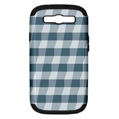 Winter Morning Samsung Galaxy S Iii Hardshell Case (pc+silicone) by ContestDesigns