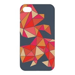Angular Apple Iphone 4/4s Hardshell Case