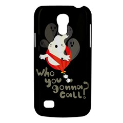 Who You Gonna Call Samsung Galaxy S4 Mini Hardshell Case  by Contest1771913