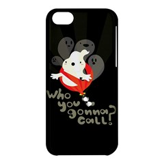 Who You Gonna Call Apple Iphone 5c Hardshell Case