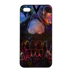 Third Eye Cosmic Apple Iphone 4/4s Seamless Case (black) by Contest1775858a