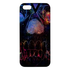 Third Eye Cosmic Iphone 5 Premium Hardshell Case by Contest1775858a