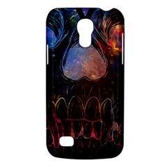Third Eye Cosmic Samsung Galaxy S4 Mini Hardshell Case  by Contest1775858a
