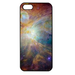 Space Apple Iphone 5 Seamless Case (black)