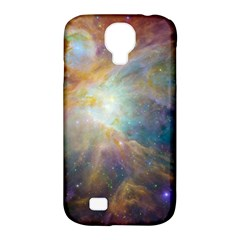 Space Samsung Galaxy S4 Classic Hardshell Case (pc+silicone) by Contest1775858a