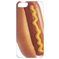Hotdog Apple Iphone 5 Classic Hardshell Case by Contest1775858a
