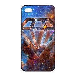 Cosmic Diamond Apple Iphone 4/4s Seamless Case (black) by Contest1775858a