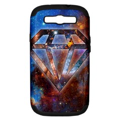 Cosmic Diamond Samsung Galaxy S Iii Hardshell Case (pc+silicone) by Contest1775858a