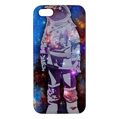 The Astronaut Iphone 5 Premium Hardshell Case by Contest1775858a