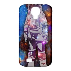 The Astronaut Samsung Galaxy S4 Classic Hardshell Case (pc+silicone) by Contest1775858a