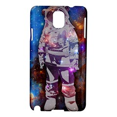 The Astronaut Samsung Galaxy Note 3 N9005 Hardshell Case by Contest1775858a