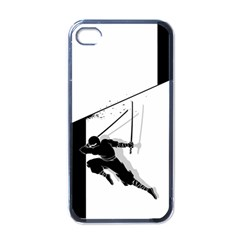 Slice Apple Iphone 4 Case (black) by Contest1732468