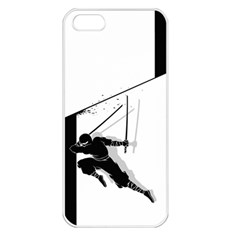 Slice Apple Iphone 5 Seamless Case (white) by Contest1732468