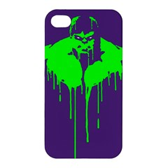 Incredible Green Apple Iphone 4/4s Premium Hardshell Case by Contest1769124