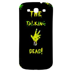 The Talking Dead Samsung Galaxy S3 S Iii Classic Hardshell Back Case by TheTalkingDead