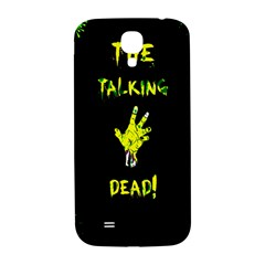 The Talking Dead Samsung Galaxy S4 I9500/i9505  Hardshell Back Case by TheTalkingDead