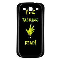 The Talking Dead Samsung Galaxy S3 Back Case (black) by TheTalkingDead